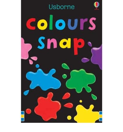[Colours Snap] [by: Usborne Publishing Ltd] Ltd Snap