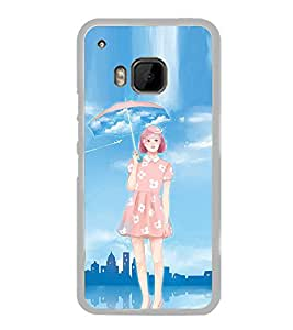 ifasho Designer Phone Back Case Cover HTC One M9 :: HTC One M9S :: HTC M9 ( Its My World Colorful Pattern Design )