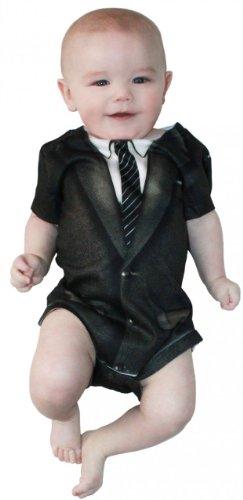 chten Baby-Anzug und Band zum Kostüm ()
