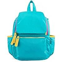 Kids Backpack Children Bookbag Preschool Kindergarten Elementary School Travel Bag for Girls Boys (1530 Blue, Small)