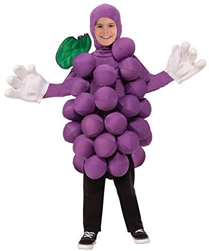 Forum Lila Trauben Kind Kostüm Eine Größe passend für die meisten (Lila Trauben Kind Kostüm)