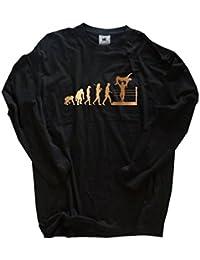 Shirtzshop T-shirt Bronze Edition Wrestling im Ring Wrestler Ringer Evolution