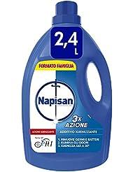 Napisan Additivo Igienizzante Liquido per Bucato, 2.4 litri