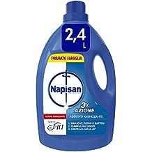 Napisan Additivo Igienizzante Liquido per Bucato, 2.4 Litri, 1 Pezzo