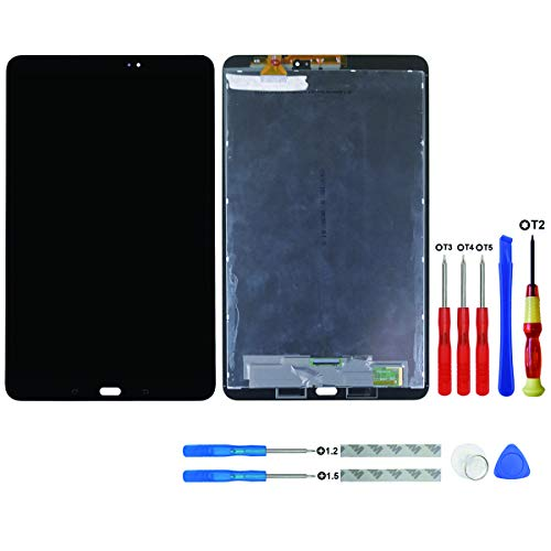 swark LCD Display Compatible with Samsung Galaxy Tab A 10.1 2016 SM-T580 T585 T587 Schwarz Touch Screen Digitizer Replacement -