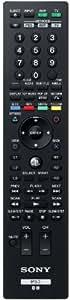 Sony 7019476 - Télécommande blu-ray noire PS3 - nouvelle édition