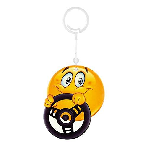 Deodorante Per Auto Profumo Albero Auto Profumo Cooler Racer Smily smilies Emoji Emotico