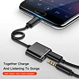 Cellme Type-C Audio Splitter 2 in1 Adapter 3.5mm Audio Jack Music Headphone Splitter