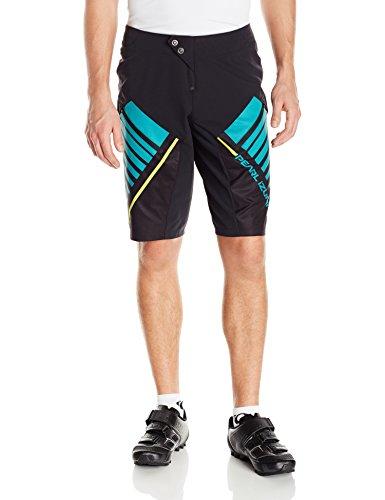Pearl Izumi Herren Shorts Ride Divide Größe L Black/Viridian Green