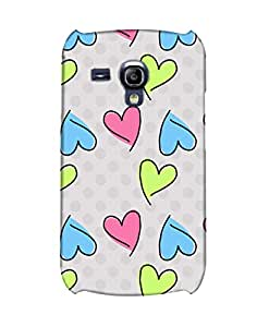 PickPattern Back Cover for Samsung I8200 Galaxy S III mini