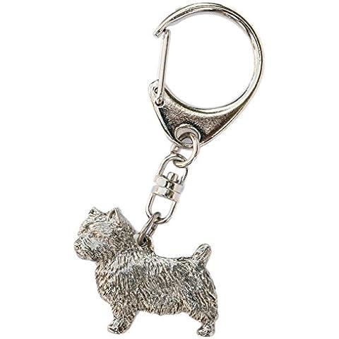 Norwich Terrier Inglaterra perro Art colecci?n de claves (Jap?n importaci?n / El paquete y el manual est?n escritos en