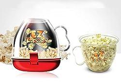 VelKro New Product Ez Popcorn Maker Instant Popcorn Redy High Quality