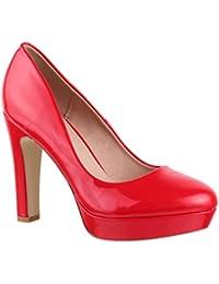 Calzature & Accessori rossi per donna Elara Nuevo Y De Moda Descuentos En El Precio Barato kqnV7