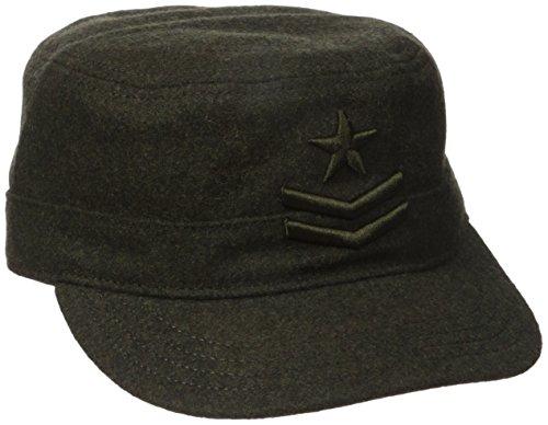 DIESEL - Kappen - Herren - Army-Mütze Commar in Khaki für herren - 2