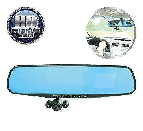 HD Mirror Cam Dashcam Autokamera 360 Grad