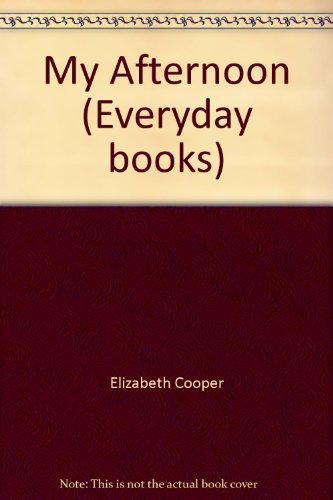 my-afternoon-everyday-books