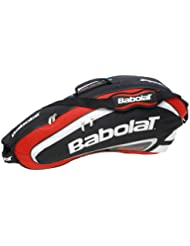 Babolat Team Red Line Racket Holder X3 NEW Sac de Tennis