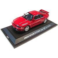 EBBRO 1/43 Nissan Skyline GT-R (R33) Red (japan import)