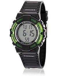 Dunlop Reloj Digital para Hombre de Automático con Correa en Resina DUN-187-L12