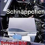 Motor Chrom Batterieabdeckung Batterie Cover Alu poliert Chrom-Look für Batterien 45-58A