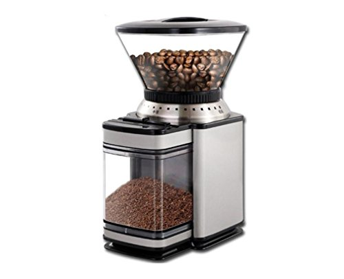 Nola Sang Grinder Electric Supermatic Coffee Beans Grinder Mill Thickness Adjustable Household Commercial Large Capacity 41BspgP0cqL