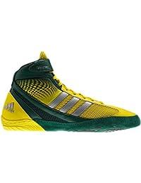 Adidas Response 3.1 Lucha de lucha del zapato, negro de plata / metálica / negro, 5 M US
