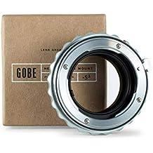 Gobe - Adaptador de Lentes Nikon AI/G/D/S/F para
