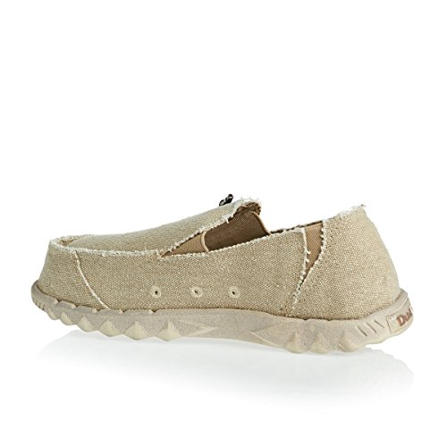 Chaussures Farty Classic Hey Dude - Beige Brun clair