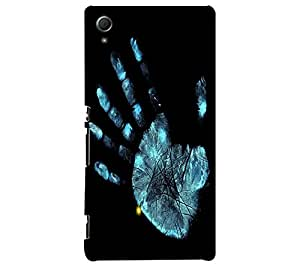 Printed back cover for Sony Xperia Z3 Plus