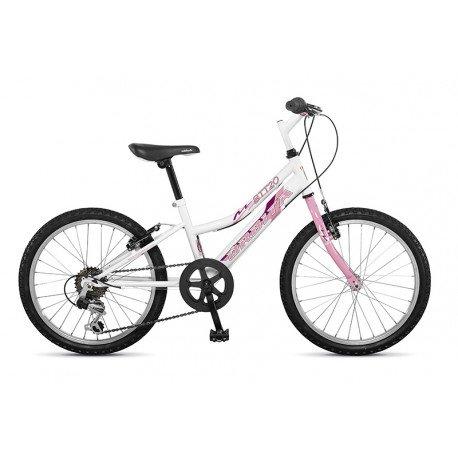 Bicicleta Infantil MTB Acero Orbita BTT 20 6v Rosa