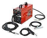 220V Inverter Welding Machine MIG155 Gas/Gasless, MMA/MIG Flux Wire Welder 2 in 1