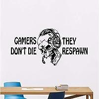 Haipeiy Gamer Tatuajes de Pared Juego de Video ...