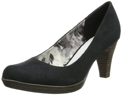 Marco Tozzi 2-2-22411-32 2-2-22411-32 Damen Pumps Schwarz (Black 001)