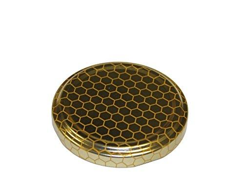 Capsule twist-off rts-rto T70(Diam. 63mm) for Miele Jar 250g–212ml bronze 1