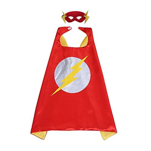 Kinder-Umhang mit Superhelden-Muster, Hammer Robin, für Jungen und Mädchen, - Batman Robin Kostüm Mädchen