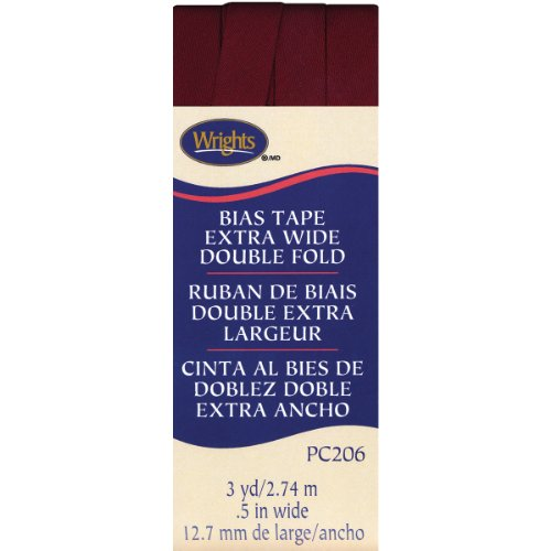Wright's Double Fold Bias Tape 1/2