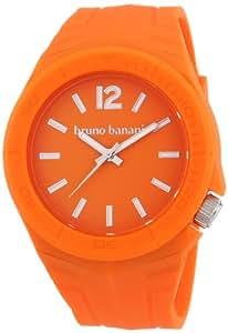 Bruno Banani Unisex-Armbanduhr Prisma Analog Plastik BR21057