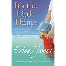 It's the Little Things by Erica James (2009-02-01)