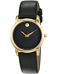 612d8d70b87 Amazon.co.uk  Leather - Wrist Watches   Women  Watches