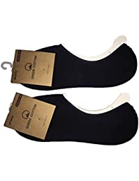 HIB 6 pares Calcetines para hombre y mujer,Algodon,calcetines cortos, calcetines zapatilla