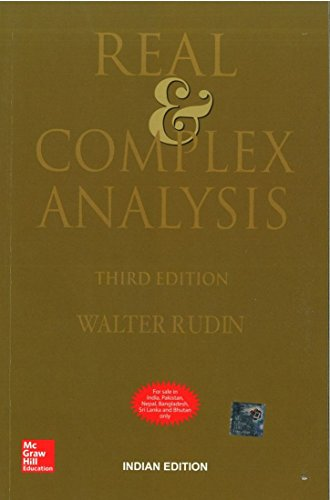 Real & Complex Analysis