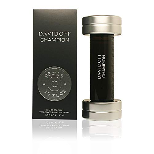 Davidoff Champion, homme/man, Eau de Toilette, 1er Pack (1 x 90 ml) -