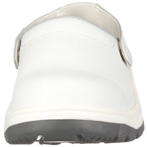 Saftey Jogger X0700, Zoccoli unisex adulto Bianco