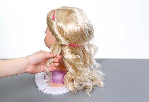 Zapf 951415 - My Model Styling head, Babypuppen und Zubehör - 9