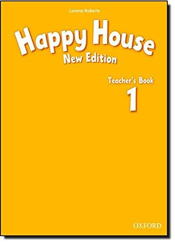 Happy House 1 new edition Teacher's Book par Stella Maidment