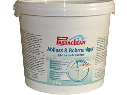 Pastaclean Abflussreiniger mit DUFT Rohrreiniger WC-Reiniger 4 Kg Nordbrise