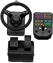 Logitech G Farm Sim Controller, Pełne Zarządzanie Gospodarstwo, Pc/Mac - Czarny,945-000062