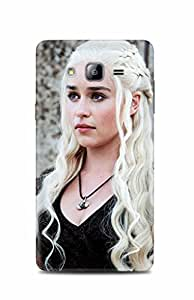 Loister Game of Thrones Mobile Cover Compatible for Samsung Galaxy J7 2015 Printed Designer Cover