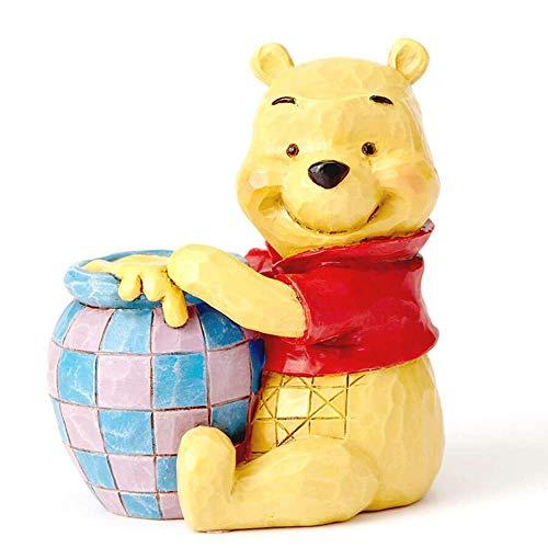 Disney Tradition Winnie The Pooh With Honey Pot Mini Figur (Pooh Stein)