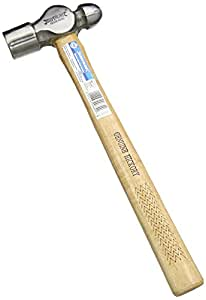 Silverline HA30B 40 Ounce Hickory Ball Pein Hammer